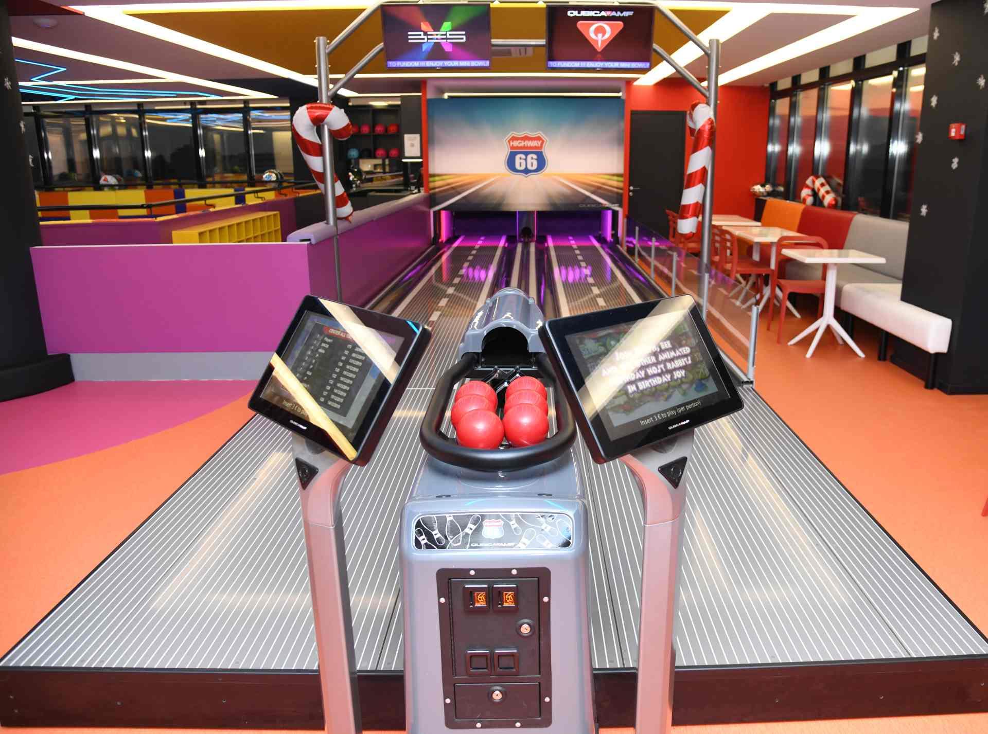 bowling για παιδια